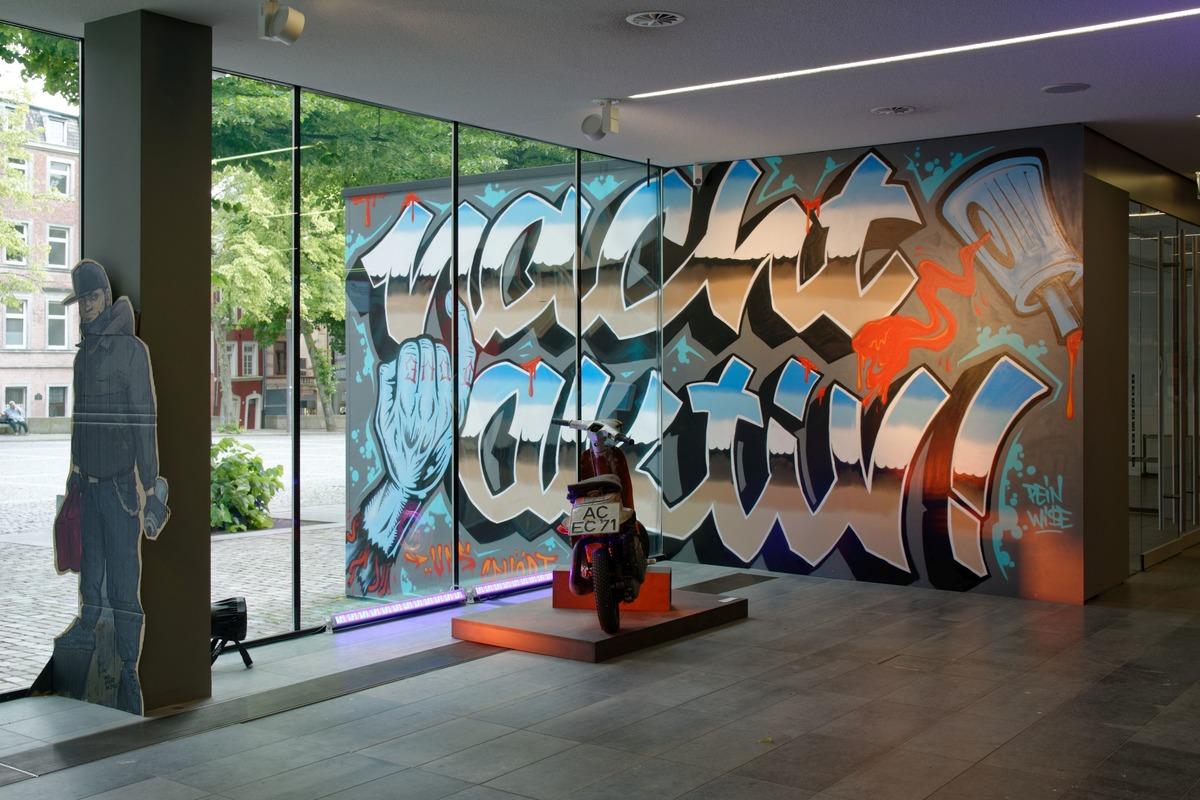 Centre Charlemagne: Hip Hop-Führungen - Meldungen - klenkes.de
