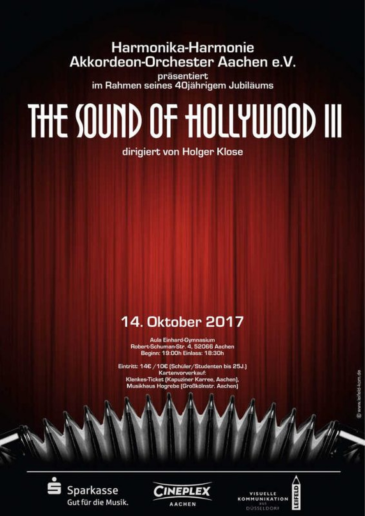 The Sound of Hollywood III - KlenkesTicket News